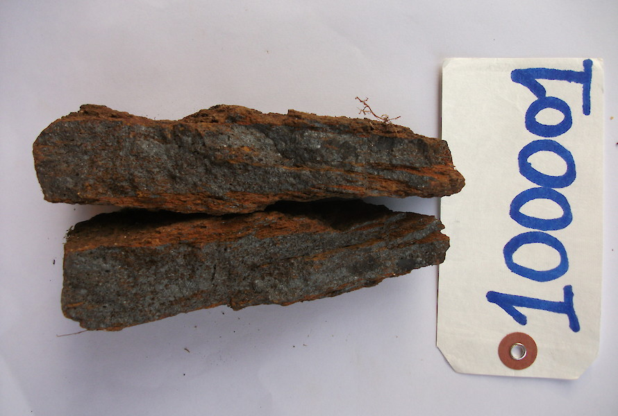 High grade BIF sample