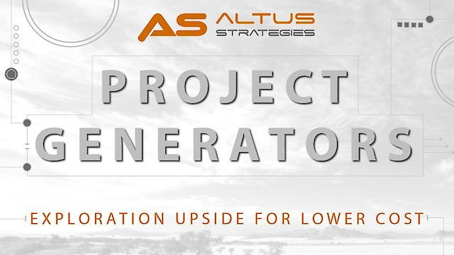Animation: Project Generator Infographic